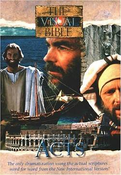 The Visual Bible - Acts DVD