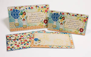 Note Cards, Package of 8 [With 8 Envelopes]