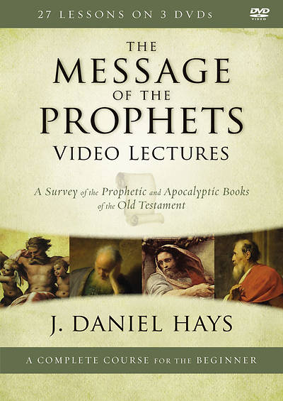 Picture of The Message of the Prophets Video Lectures