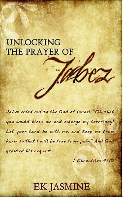Picture of Unlocking the Prayer of Jabez