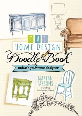 Picture of The Home Design Doodle Book