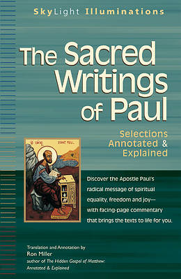 The Sacred Writings of Paul