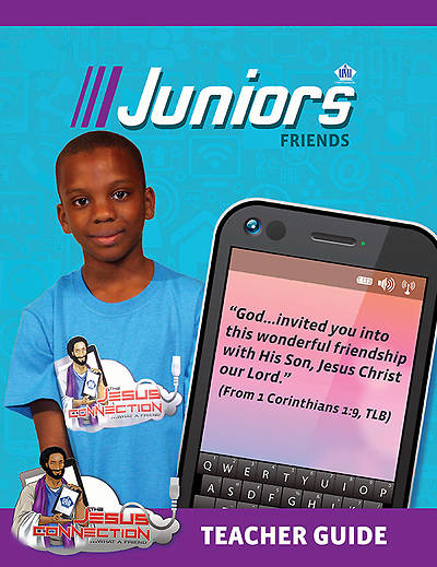 UMI VBS 2014 The Jesus Connection Junior Teacher Guide