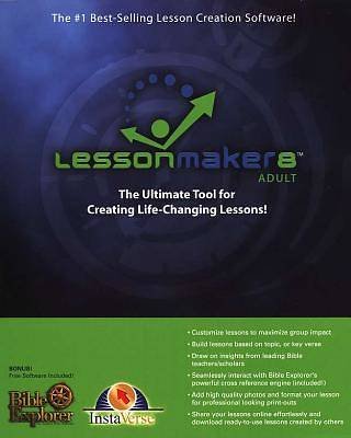 LESSONmaker 8 Adult