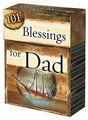 101 Blessings for Dad Cards