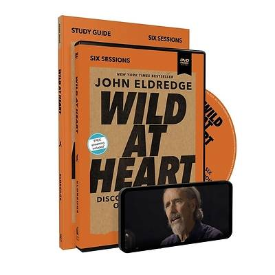Picture of Wild at Heart Study Guide with DVD