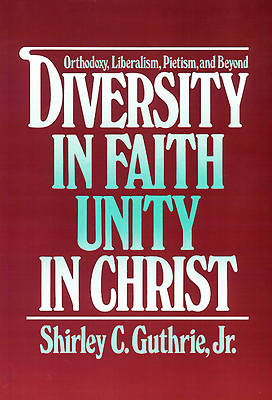 Diversity in Faith--Unity in Christ