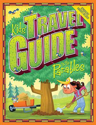 Picture of Kids' Travel Guide to the Parables