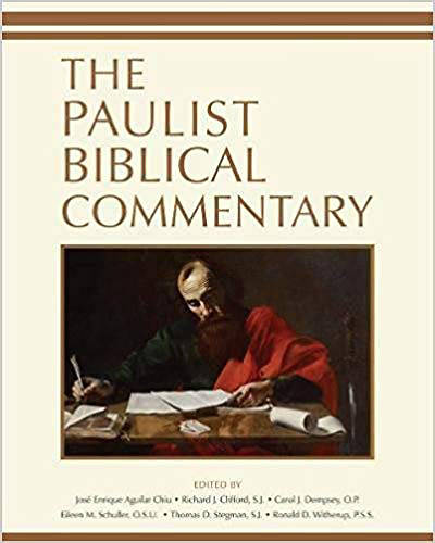 Picture of The Paulist Biblical Commentary