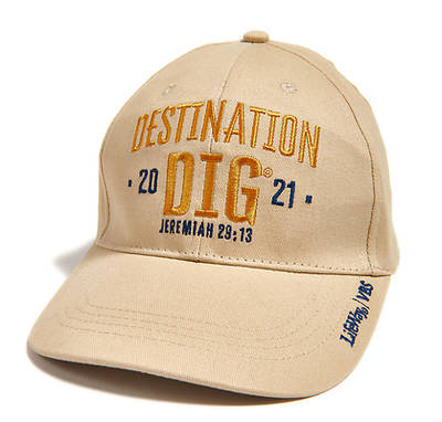 Picture of Vacation Bible School VBS 2021 Destination Dig Unearthing the Truth About Jesus 2021 Cap