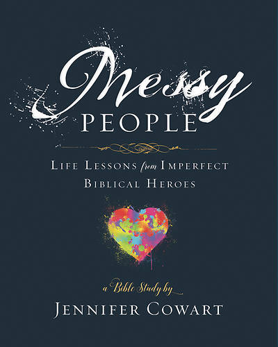 Picture of Messy People - Women's Bible Study Participant Workbook - eBook [ePub]