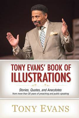 Picture of Tony Evans' Book of Illustrations