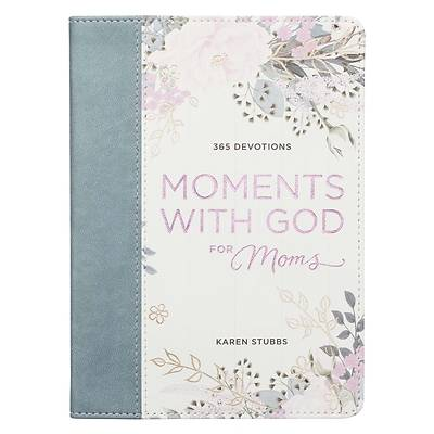 Picture of Moments with God for Mom's