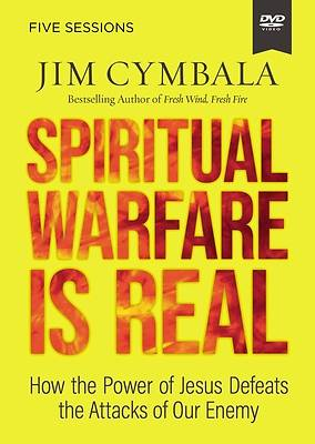 Picture of Spiritual Warfare Is Real Video Study
