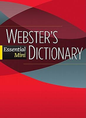 Websters Essential Mini Dictionary