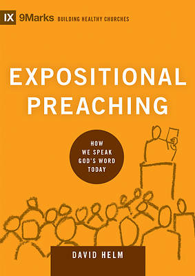 Picture of Expositional Preaching