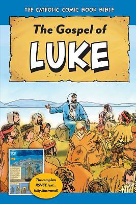 Picture of The Catholic Comic Bible