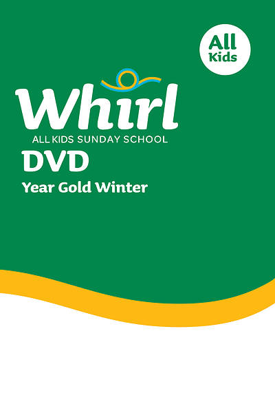 Whirl All Kids DVD Winter Year Gold