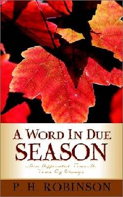 Picture of A Word in Due Season
