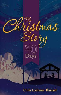 Picture of The Christmas Story in 40 Days