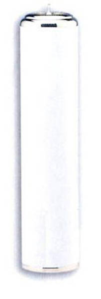 Tube Pillar Candle, Advent Christ