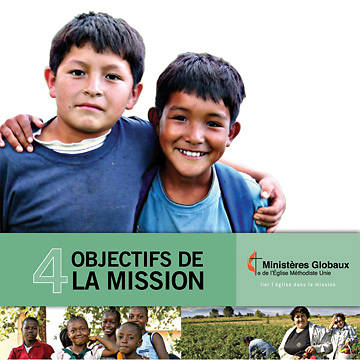 Four Goals of Mission Brochure (French)