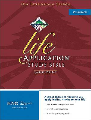 Life Application Study New International Version Bible