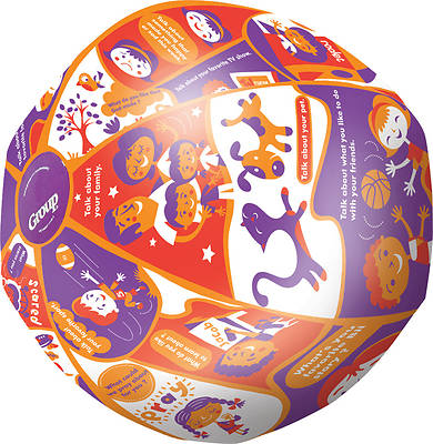 Picture of Preschool Throw and Tell Ball