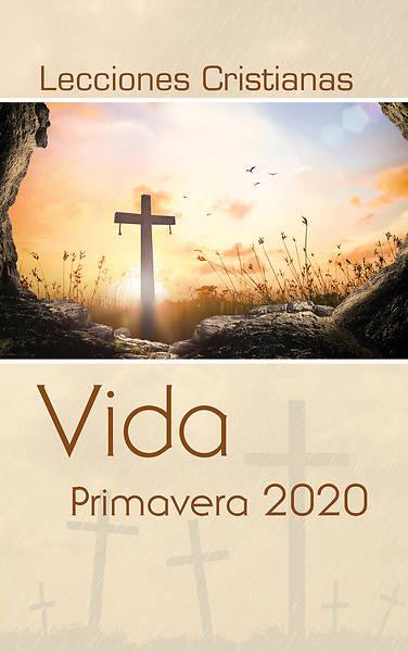 Picture of Lecciones Cristianas libro del alumno trimestre de primavera 2020