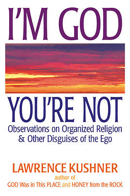 Picture of I'm God; You're Not