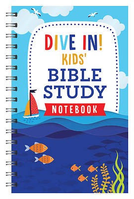 Picture of Dive In! Kids' Bible Study Notebook