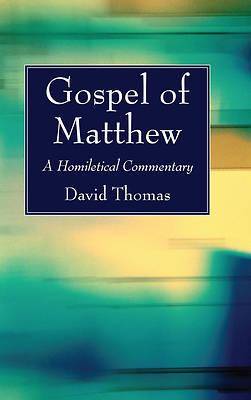 Picture of Gospel of Matthew