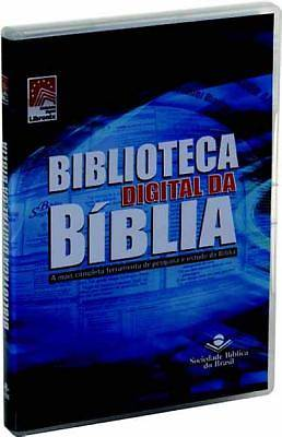 Portuguese Libronix Digital Bible (Academic Edition) CD-ROM