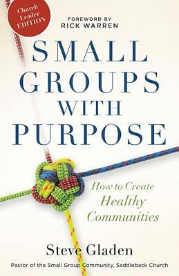 Picture of Small Groups with Purpose - eBook [ePub]