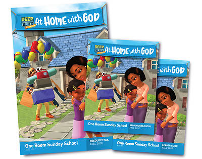 Deep Blue One Room Sunday School Kit Fall 2018 Download