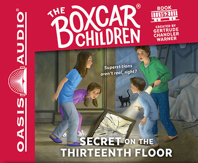 Secret on the Thirteenth Floor (Library Edition)