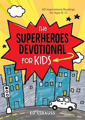 Picture of The Superheroes Devotional for Kids
