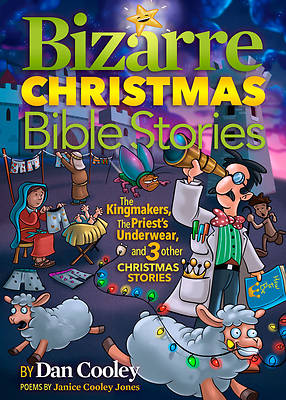 Picture of Bizarre Christmas Bible Stories