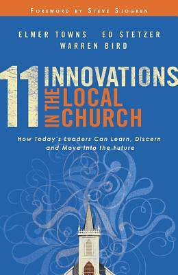 Picture of 11 Innovations in the Local Church