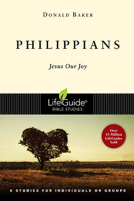 Picture of LifeGuide Bible Study - Philippians