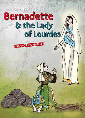 Picture of Bernadette and the Lady of Lourdes