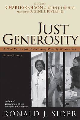 Picture of Just Generosity, Second Edition