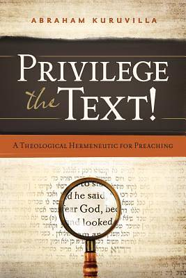 Picture of Privilege the Text!