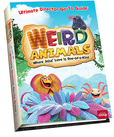 Group VBS 2014 Weird Animals Ultimate Director Go-To Guide