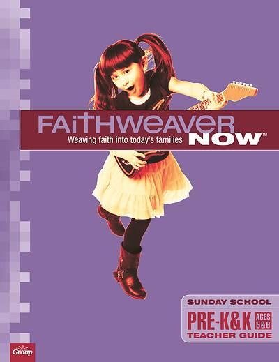 Picture of FaithWeaver Now PreK-K Teacher Fall 2021