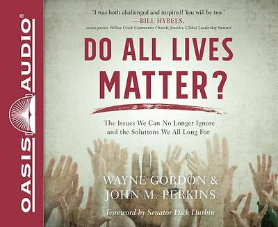 Do All Lives Matter? (Library Edition)