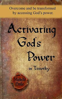 Picture of Activating God's Power in Timothy