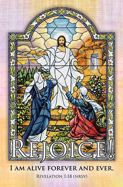 Picture of Rejoice! Easter Regular Size Bulletin