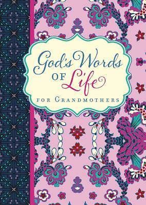 Picture of God's Words of Life for Grandmothers
