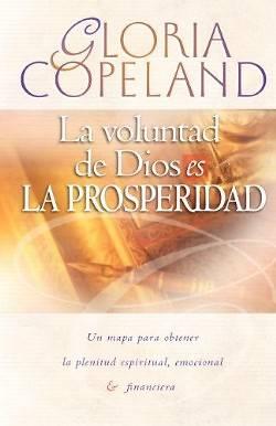 Picture of La Voluntad de Dios Es La Prosperidad